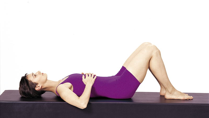 PILATES EXERCISES AND BREATHING